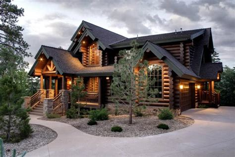 outstanding wooden houses