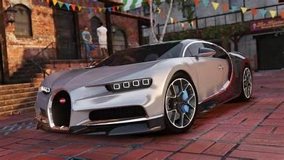 Bugatti Chiron Tuning Interior Mods Vision Gta