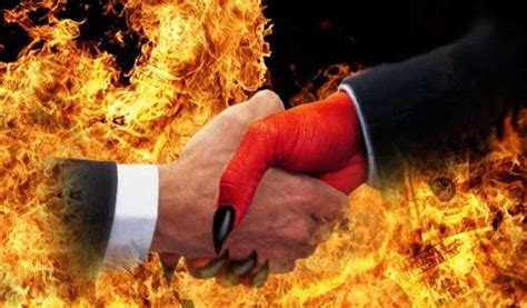 Image result for The agreement with hell