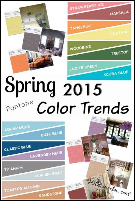 pantone 2015 color trends