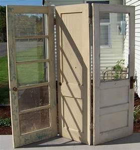 Rustiques, Old, Door, Room, Divider