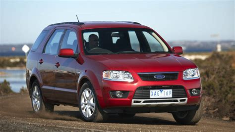 ford territory review   carsguide