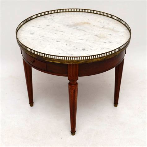 antique marble top coffee table antique french marble top coffee table loveantiques com