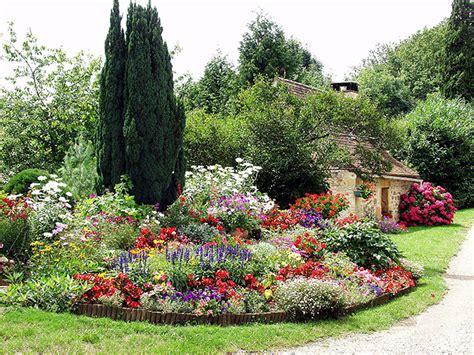 Une Ethnologie Des Jardins Fleuris  Jardins De France