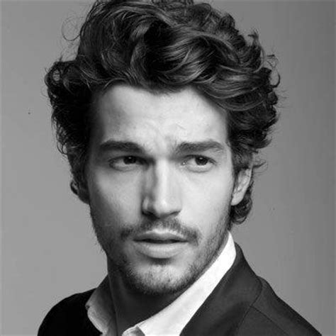 long curly hairstyles  men manly tangled  cuts