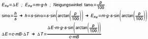 Spezifische Wärmekapazität Berechnen : 1314 unterricht physik 10e dynamik ~ Themetempest.com Abrechnung