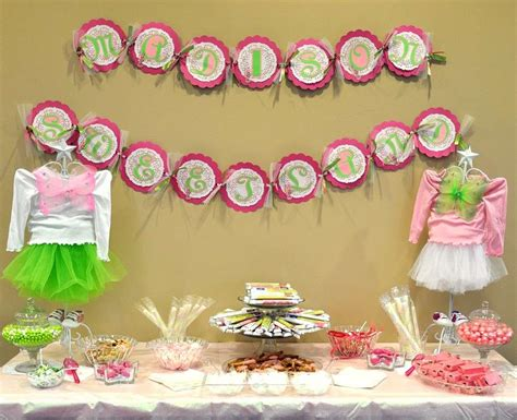 1904 baby decorating ideas tinkerbell baby shower ideas photo 9 of 42