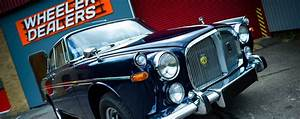 Wheeler Dealers  U00bb Rover P5