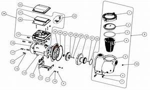 Intelliflo 2 Vst Variable Speed Pump Parts