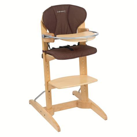 chaise de bébé top produits bébé fan de la chaise haute woodline de bebe