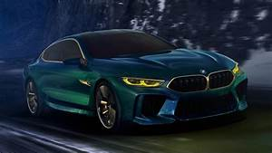2018 BMW Concept M8 Gran Coupe - Wallpapers and HD Images