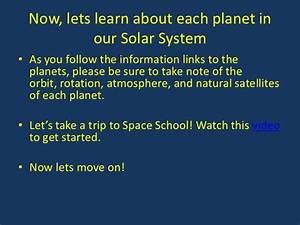 6th Grade Solar System PowerPoints - Pics about space