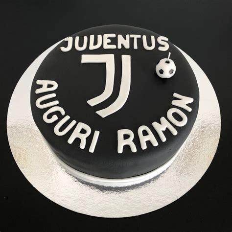 Juventus cake | Cake lettering, Cake, Cake design