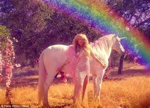 Real Unicorns and Rainbows