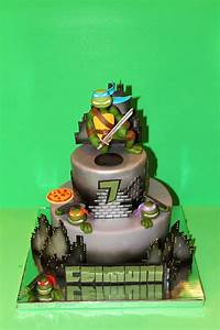 mutant turtle cake cakecentral