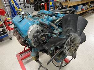 1968 Chevy 454 Engine