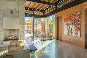 Gorgeous, Modern, Home, With, Enviable, Indoor