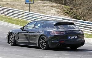 Porsche Panamera Break : 2018 porsche panamera sport turismo production version confirmed due in march autoevolution ~ Gottalentnigeria.com Avis de Voitures
