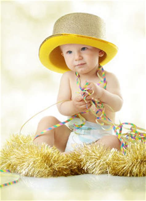 The History Of The New Year's Baby  Fit Pregnancy And Baby