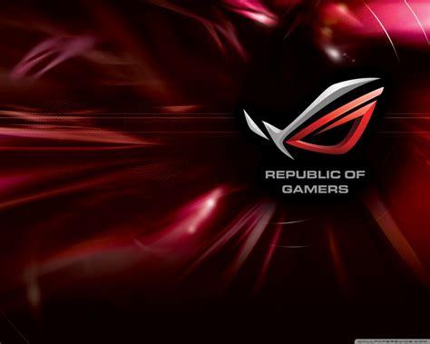 Asus Rog 4k Hd Desktop Wallpaper For 4k Ultra Hd Tv • Wide