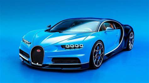 The fact that it's super powerful, super fast, and very, very expensive turns. Así es el Bugatti Chiron, el coche de Cristiano Ronaldo