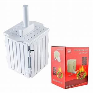 Kebab Maker Box with Stainless Steel Skewers Brochette