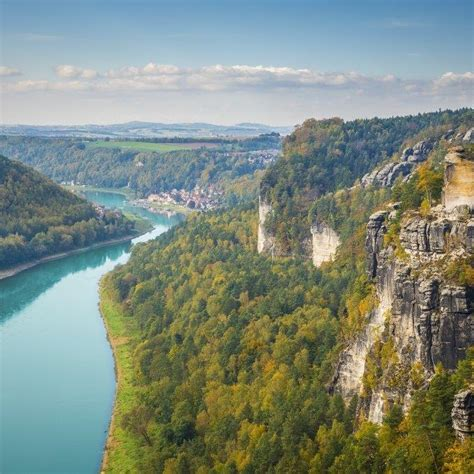 travel  saxon switzerland national park discover germany