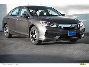 2017 Modern Steel Metallic Honda Accord LX Sedan ...