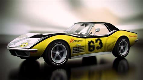 Cars Wallpaper Reddit'71 Corvette Stingray #63 By Bfg
