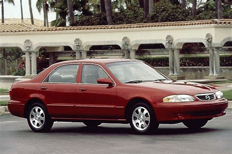 best car repair manuals 1998 mazda 626 electronic toll collection 1998 02 mazda 626 consumer guide auto
