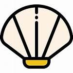 Icons Shell Flaticon Icon Almeja Gratis Icono