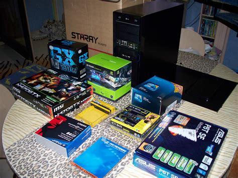 montage d un pc de bureau assemblage test et vente d 39 un pc gamer quot nvidia 3d