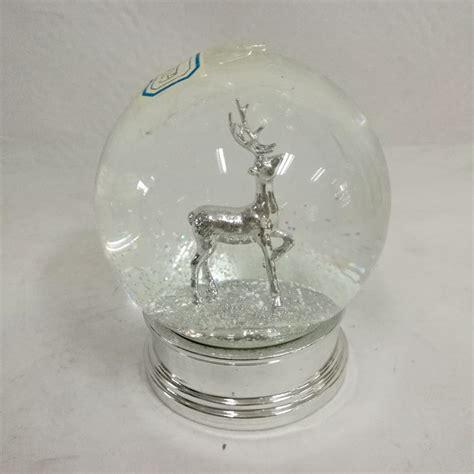 high quality resin europe snow globe photo snow water