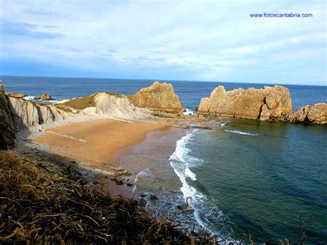 costa  playas de cantabria