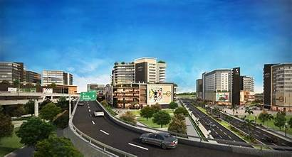 Arca South Lanes Taguig Arbor Perspective Expressway