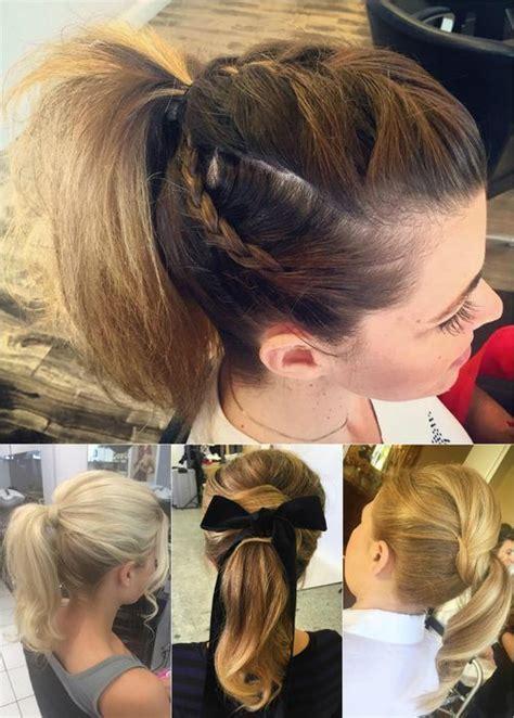 54 trendiest updos for medium length hair ponytail hairstyles medium length hairs and gwen