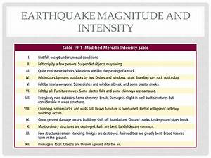What are Earthquakes? The shaking or trembling caused by ...