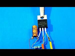 Audio Amplifier Curcuit With Mosfet Z44