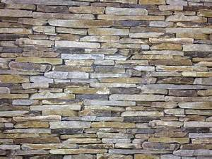 Absolutely Stunning Realistic Dry Stone Wall Brick Effect