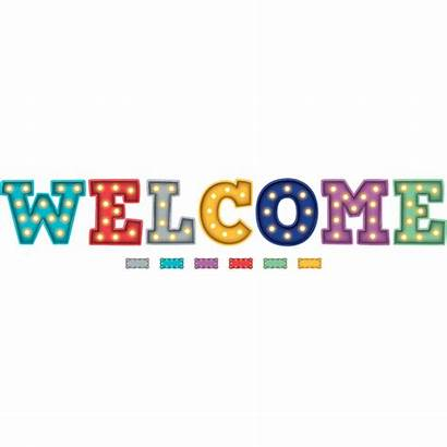 Welcome Banner Supplies
