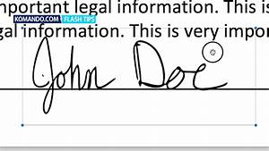 How to digitally sign documents on a mac komandocom for Digitally sign documents free