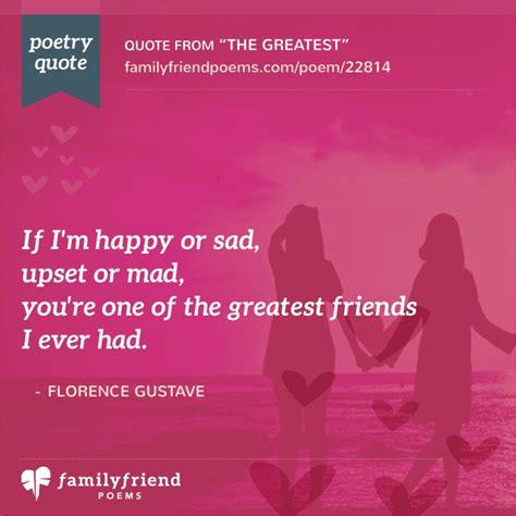 greatest life long friend poem