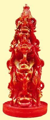 Candela Rossa Magia by W A M Catalogo Rituali Magici In Cera