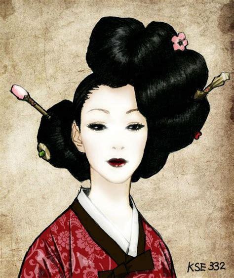traditional korean hair  weddbook
