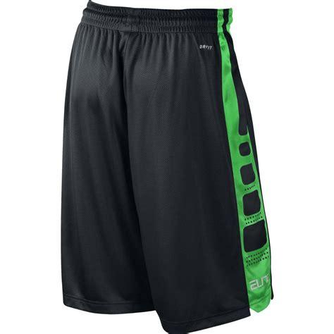 nike mens elite stripe basketball shorts ebay