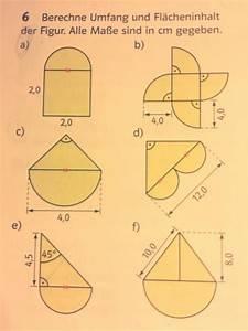 Flächeninhalt Quadrat Seitenlänge Berechnen : viertelkreis fl cheninhalt und umfang der figuren mit kreisteilen berechnen mathelounge ~ Themetempest.com Abrechnung