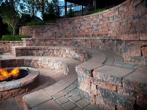 Bonfire Pits & Outdoor Fireplaces - J & S LandscapingJ & S