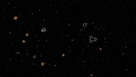 Animated Space Wallpaper Free - space animated background stock footage