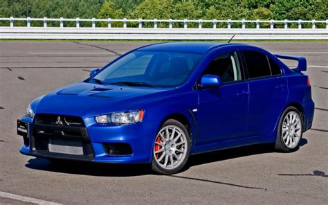 Mitsubishi Lancer Evo 2008 by 2008 Mitsubishi Lancer Evolution Information And Photos