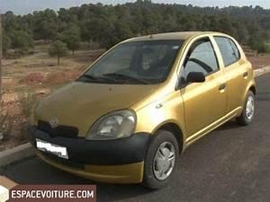 Toyota Auris Hybride Occasion Le Bon Coin : toyota yaris occasion oujda essence prix 49 000 dhs r f oua135 ~ Gottalentnigeria.com Avis de Voitures